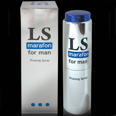 Bioritm Lovespray Marafon, 18 мл - Точка Любви
