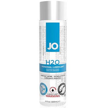 JO H2O Warming, 120 мл - Точка Любви